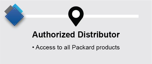 Distributor Map | Packard Online