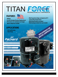 Titan Force Flyer